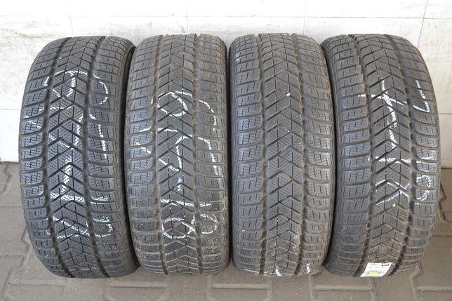 Opony Zimowe 225/45R17 91H Pirelli Sottozero 3 x4szt. nr. 4105z