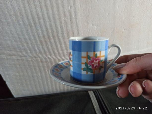 Посуд для кухні кавовий сервіз