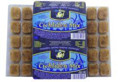 Cichliden (mięso ryb, serce, kryl) - pokarm dla ryb blister 100g