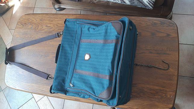 Torba podróżna ,walizka na garnitur sukienkę