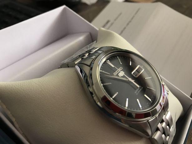 Часы мужские Seiko 5 snkl23 новые оригинал