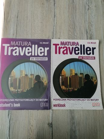 Matura Traveller podręcznik i ćwiczenia