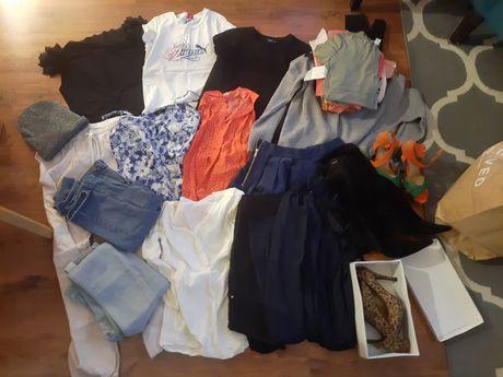Rezerwacja Paczka ubrań xs/s 36