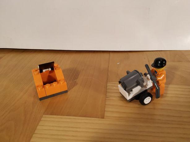 Lego 5611 śmieciarz+ instrukcja