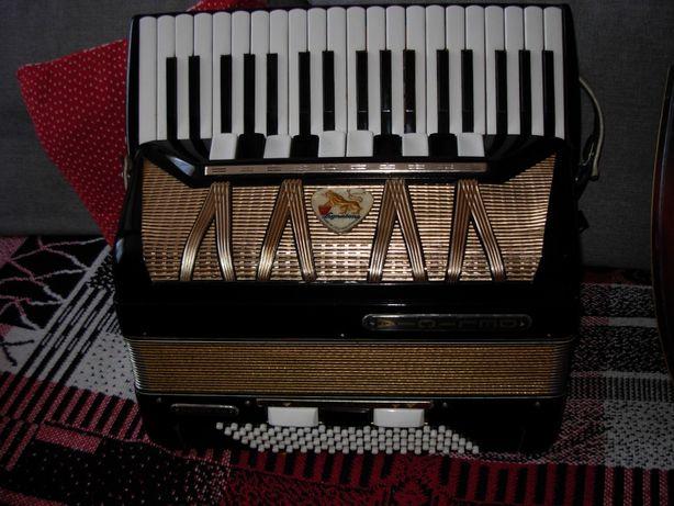 akordeon czterochurowy delice