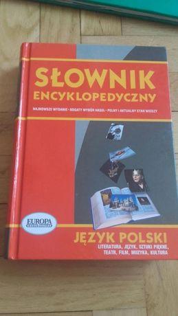 Słownik encyklopedyczny j. Polski