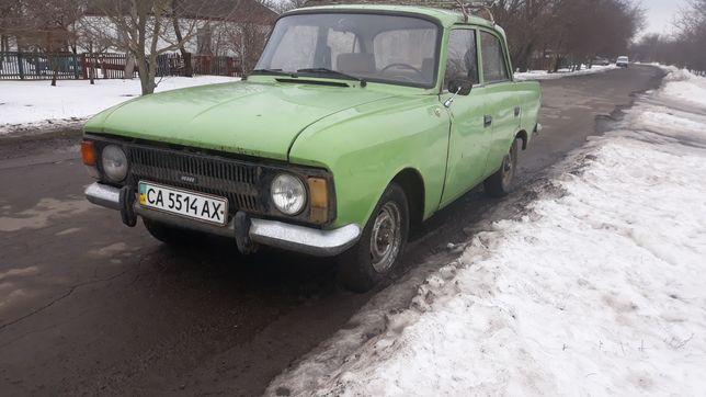 Москвич 412 1989 р.