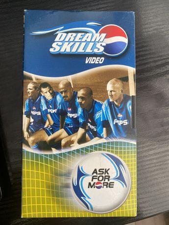 Kaseta VHS Pepsi mistrzowskie triki