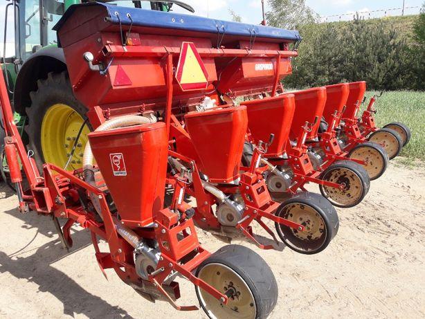 Siewnik do kukurydzy GASPARDO 6 rzędowy