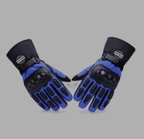 Ciepłe wodoodporne sportowe rękawice XXL