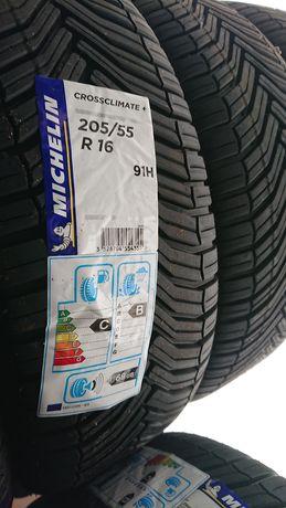 NOWE opony całoroczne 205/55R16 Michelin Crossclimate + WYSYŁKA