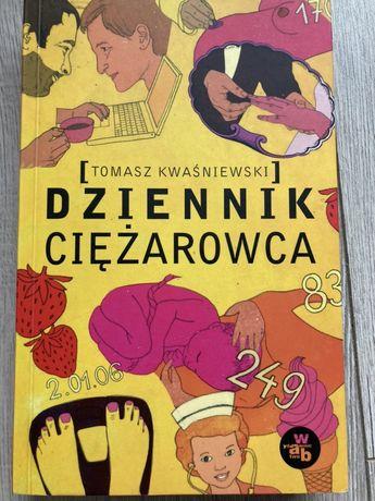 Dziennik ciezarowca Tomasz Kwasniewski