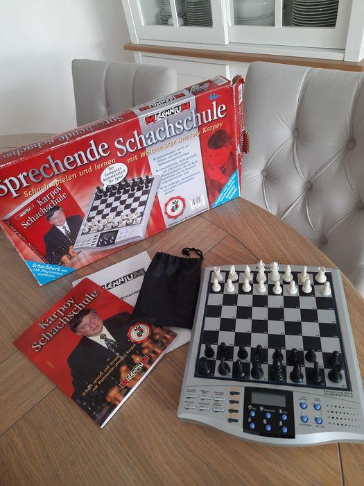 Elektryczne szachy - Szkoła szachowa z Karpowem Sanok - image 1