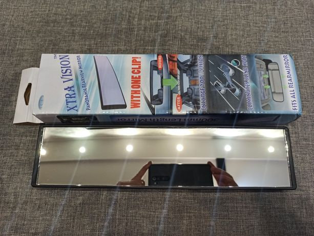 Зеркало автомобильное панорамное внутрисалонное