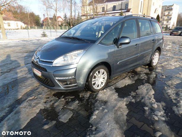 Citroën C4 Grand Picasso ##śliczny##ZOBACZ WARTO##