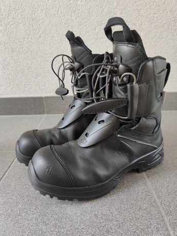 Haix XR91, super buty strażackie, ratownicze, nowe nieużywane