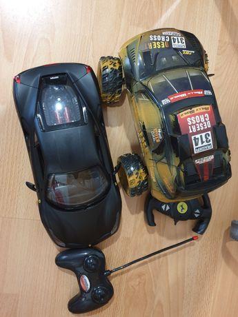 2 carros comando