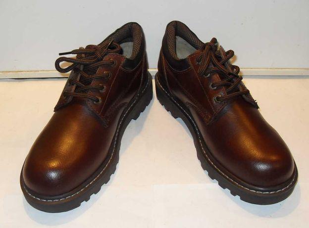 Новые ботинки Cliford James, clarks lowa ecco geox timberland cat puma