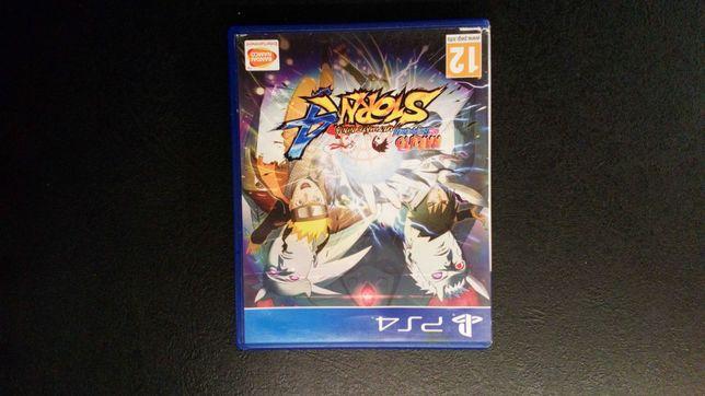 Naruto Shippuden Ultimate Ninja Storn 4