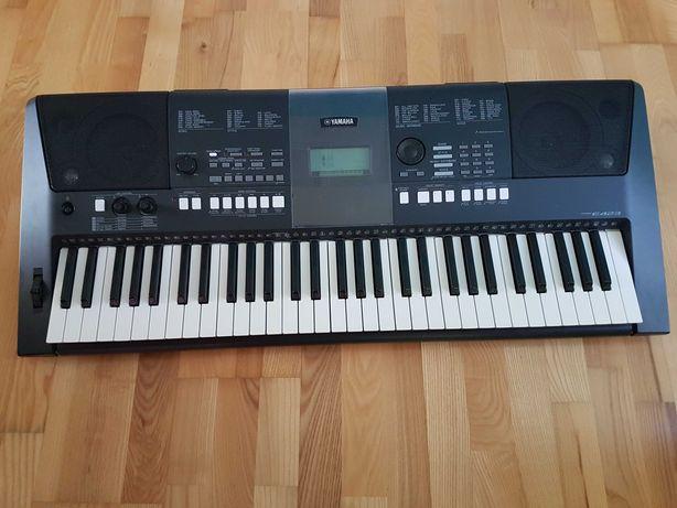 keyboard yamaha psr e423 + statyw