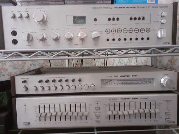 RadioRadmor5102TEStereoHiFi QuasiQuadro;TunerAMRadmor5122;Korektor5400