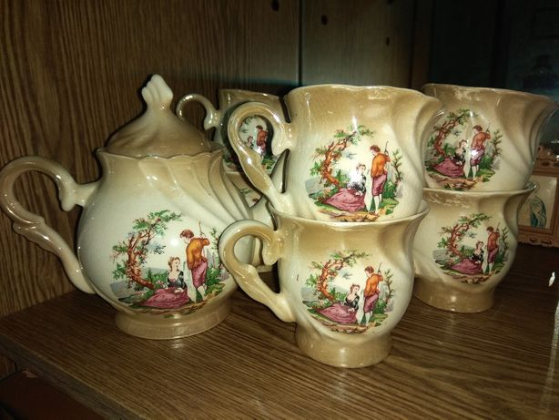 Сервиз чайный на 6 персон