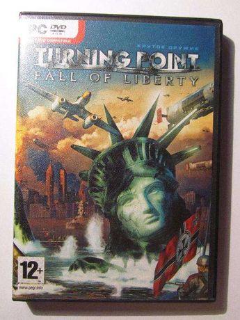 Игра Turning Point: Fall of Liberty. Крутое оружие