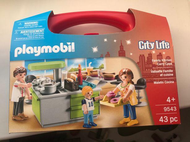 Playmobil 9543 Кухня в чемоданчике
