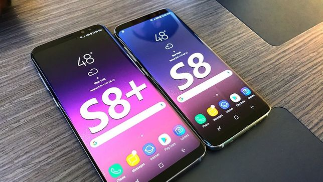 Новый Samsung Galaxy S8+/S8+ duos 64 gb. Самсунг С8+ оригинал