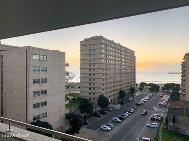 Apartamento T2 - Matosinhos Sul - Vista Mar