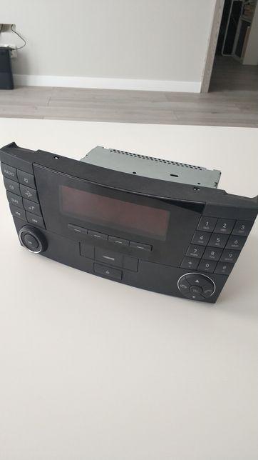 Oryginalne radio Mercedes-Benz w211