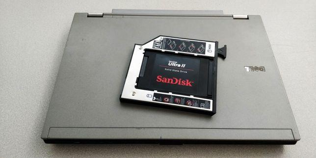 Dell Latitude E6410 - adaptador DVD/SSD(Sata)
