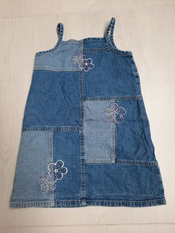 Sukienka jeansowa Adams 98