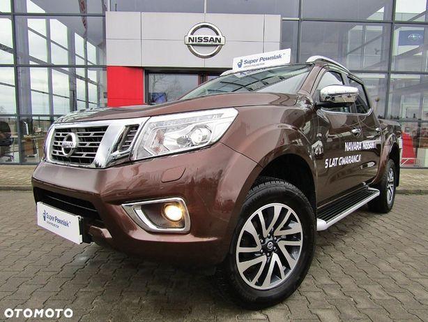Nissan Navara 2.3 190km / Demo Dealera / Bezwypadkowy / Gwarancja