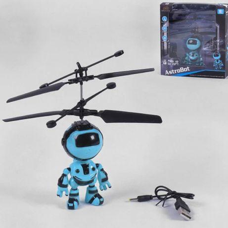 Летающий сенсорный робот, верталёт