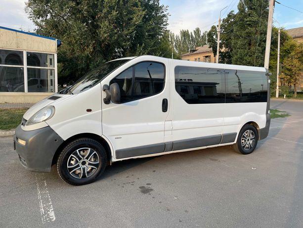 Opel Vivaro turbo diesel