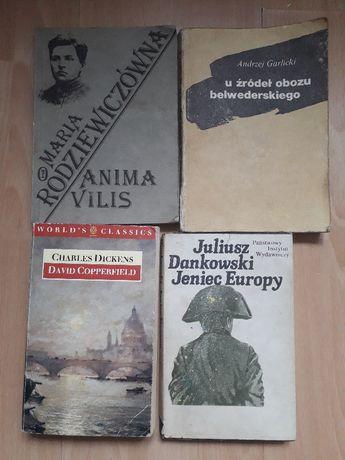 "Juliusz Dankowski, ""Jeniec Europy""."