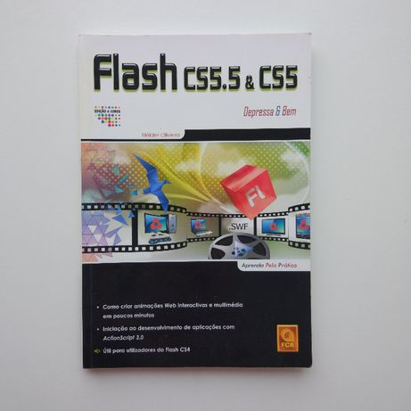Flash CS5.5 e CS5
