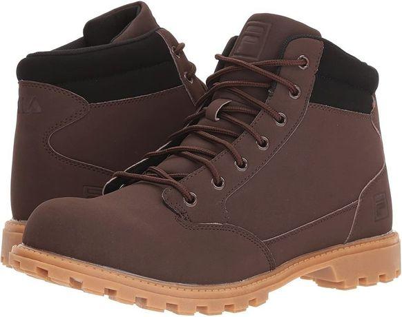 Зимние ботинки Fila Nycon. 45 размер
