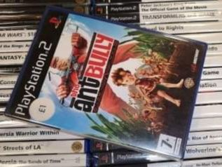 The AntBully PS2