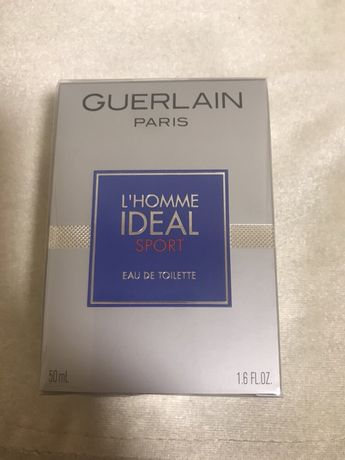 Туалетная вода Guerlain L Homme Ideal Sport