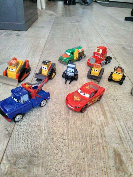McQueen samochodziki Złomek