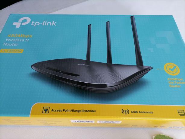 Router przewodowy TP-Link TL-WR940N