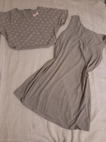 Koszula do karmienia i w ciąży rozmiar M