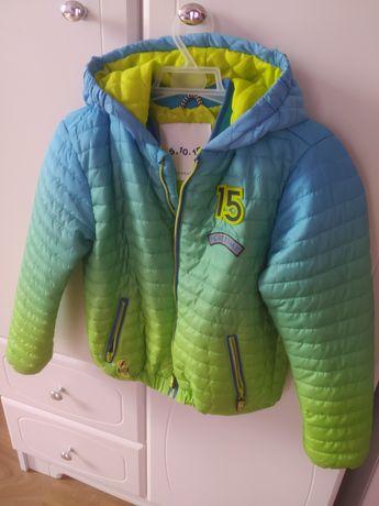 Jesienna kurtka dla chłopca 5.10.15 r. 128