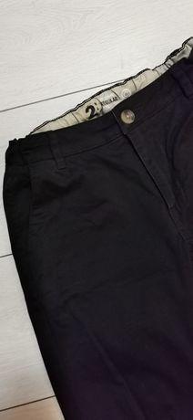 Spodnie Cubus chinosy 152 czarne