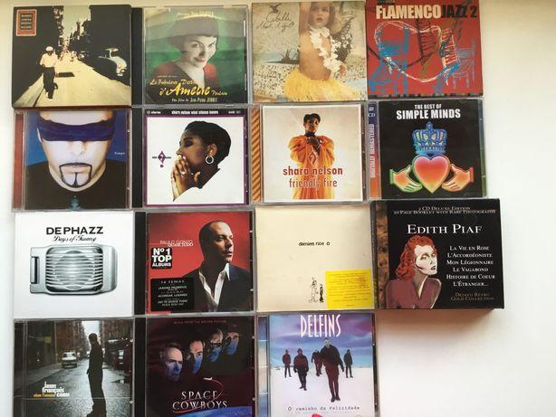 CD s variados em bom estado