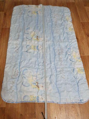 Продам детское тёплое одеяло 90×142