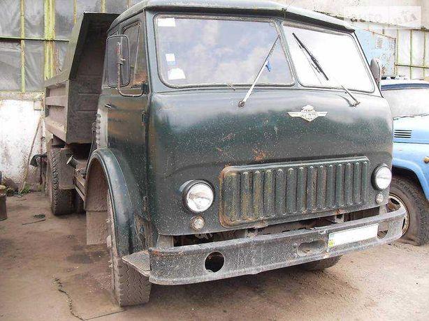 МАЗ 5549 Самосвал