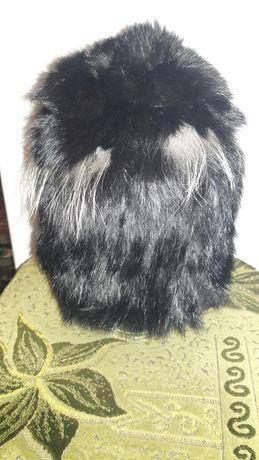 Продам шапку,кролик.